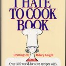 Compleat I Hate To Cook Book Peg Bracken like new hardcover humor cookbook