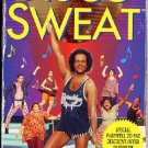 Richard Simmons Disco Sweat VHS Beginners Exercise Video Tape