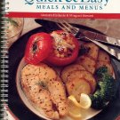 Quick and Easy Meals and Menus Diabetes Self Management Book Diabetic Recipes Cookbook