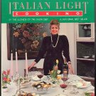 Elisa Celli 's Italian Light Cooking Mediterranean Diet Authentic Recipe Cookbook