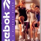 Step Reebok Circuit Challenge Aerobic Interval Muscle Toning Exercise Video VHS Tape