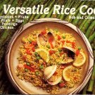 Versatile Rice Cooker Nitty Gritty Cookbook Bob Coleen Simmons