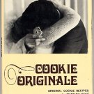 Cookie Originale 1970 First Edition Cooky Cookbook Marilou Dyer hc+dj