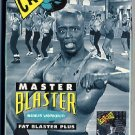 Crunch Master Blaster Exercise Video Billy Blanks Tracy York VHS Tape