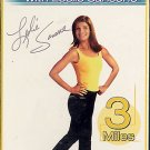 Walk Away the Pounds 3 Mile Super Fat Burning Leslie Sansone VHS Video NEW