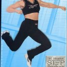 Reebok Extreme Step Exercise Video Tape VHS Advanced Fitness Workout