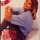 Jane Fonda's Stress Reduction Program Light Aerobics Stretch Relaxation Video VHS Beginners Exercise