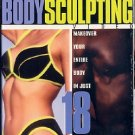 Workout Less Precision Body Sculpting Michael Thurmond 6 Week Makeover VHS Exercise Video Tape NEW