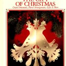 Gift of Christmas Home Decorating Institute Holiday Craft Book hardcover