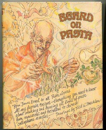 Beard on Pasta, 1st Ed James Beard Cookbook excellent hardcover