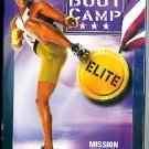 Billys Boot Camp Elite Mission Two - Maximum Power TaeBo Kickboxing Aerobic Exercise Video VHS NEW
