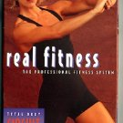 Keli Roberts Real Fitness Total Body Circuit Training Workout Exercise VHS tape