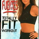 Daisy Fuentes Totally Fit Workout VHS Exercise Video Tape