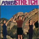 Buns of Steel Power Stretch Yoga Exercise Video VHS Tape NEW