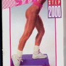 Buns of Steel Step 2000 Tamilee Webb Aerobic Exercise Video VHS Tape