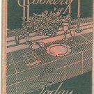 Cookery for Today Batchelder Vintage 1932 Antique Depression Era Cookbook Old Recipe Book