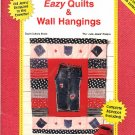 Junk Jeans Eazy Quilts & Wall Hangings Recycling Denim Luveta Nickels Book