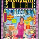 Richard Simmons Broadway Sweat Aerobic Musical VHS Exercise Workout Video Tape
