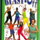 Richard Simmons Mega Mix Blast-Off Aerobic Exercise Video Tape VHS