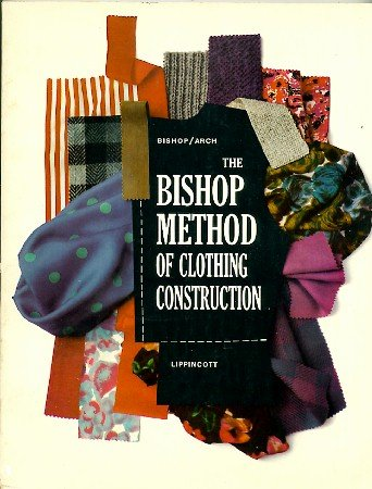 Bishop Method of Clothing Construction Vintage 1959 Sewing Tailoring Book