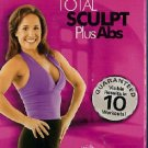 FIRM Total Sculpt Plus Abs Body Sculpting System 2 Exercise Workout VHS Video Tape NEW