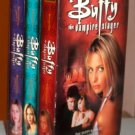 Buffy the Vampire Slayer Season 2 TV Series Buffy & Angel Chronicles Video Pack Set VHS