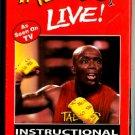 Tae-Bo Live Instructional Workout Billy Blanks Tae Bo Kickboxing VHS Exercise Video