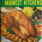 The Best from Midwest Kitchens Vintage 1946 Cookbook 1st Ed Excellent Condition