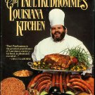 Chef Paul Prudhomme's Louisiana Kitchen New Orleans Cajun Cookbook hc+dj