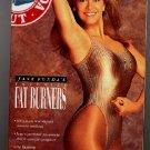 Jane Fonda's Favorite Fat Burners VHS Exercise Workout Video Tape