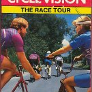 Cyclevision The Race Tour Stationary Cycling VHS Exercise Workout Video