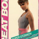 Esquire Great Body Super Stomach Abdominal Muscle Toning Workout VHS Exercise Video Tape
