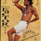 Funk Factor David Gray Fat Burning Workout Aerobic Toning Exercise Video VHS