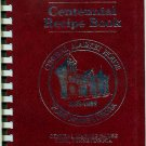 York Pennsylvania Centennial Recipe Book 1888-1988 Central Market House Cookbook Ltd Ed
