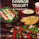 Dannon Yogurt Cookbook Ideals Vintage 1980s Advertising Recipes