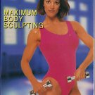 FIRM Maximum Body Sculpting Shaping VHS Tracie Long Muscle Toning Exercise Video Tape