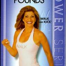 Walk Away the Pounds Walk and Kick Leslie Sansone Aerobic Kickboxing Exercise Video VHS