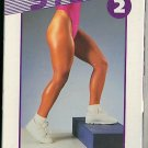 Buns of Steel 2 Step Workout Beginner Low Impact Aerobic Exercise Video VHS
