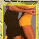 8 minute legs Jaime Brenkus 16 30-second thigh calves toning exercise workout VHS
