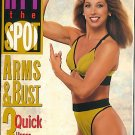Denise Austin Hit the Spot Arms and Bust Upper Body Muscle Toning Exercise Video VHS
