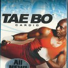 Billy Blanks Tae Bo Cardio For Body and Mind, VHS Aerobic Exercise Video, NEW