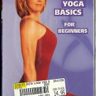 Kathy Smith New Yoga Basics for Beginners VHS Exercise Video Tape