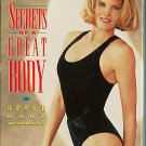 Kathy Smith Secrets of a Great Body Vol 1 Upper Body Workout VHS Exercise Video Tape