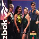 Reebok Winning Body Workout Prepare To Win Aerobic Muscle Toning Exercise Video VHS