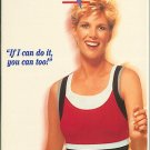 Joan Lunden Workout America Exercise Video VHS Shredded Wheat Promotion