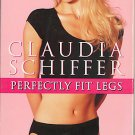 Claudia Schiffer Perfectly Fit Legs Kathy Kaehler Muscle Toning Exercise Workout Video VHS