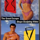 Great Escape Shape Sculpting Video - Hourglass and Cone Body Type Jackowski Exercise Workout VHS