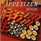 Sunset Appetizer Book Vintage 1965 cookbook softcover 1972 printing