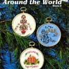 Christmas Around the World Book 2 Carolina Cross Stitch Pattern Booklet Leaflet 17