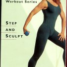 Weight Watchers Workout Step and Sculpt Aerobic Exercise VHS Video Tape